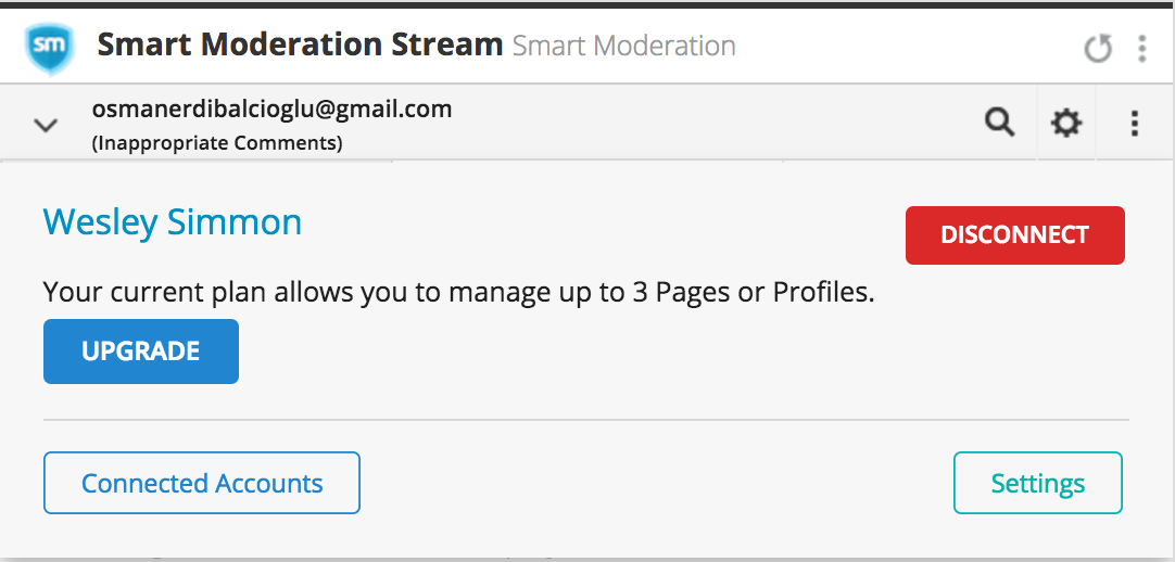 Smart Moderation for Hootsuite
